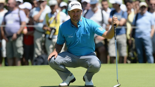 Graeme McDowell is the defending champion