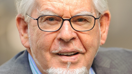 Rolf Harris was given a six-year jail term in 2014 for a string of sex attacks