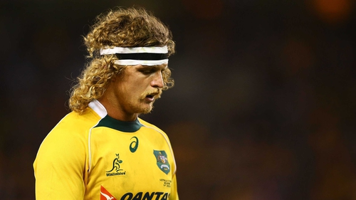 Nick Cummins is a stand-out character for the Wallabies