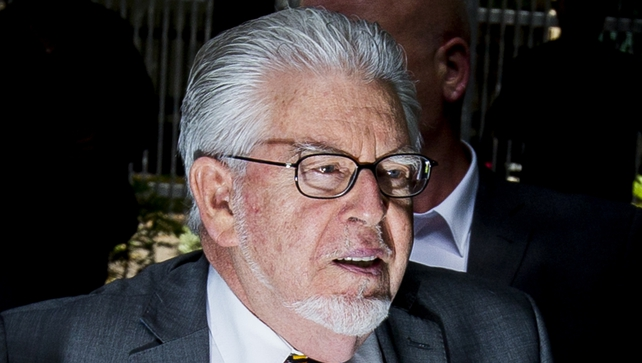 Rolf Harris was found guilty on Monday