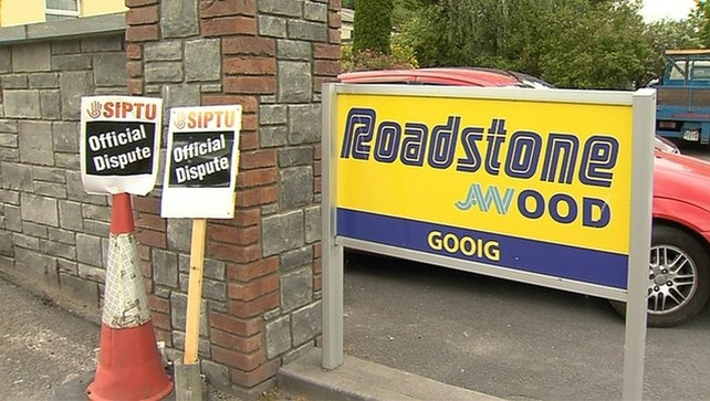 Workers at Roadstone Woods Ltd have ended strike action following Labour Court recommedation