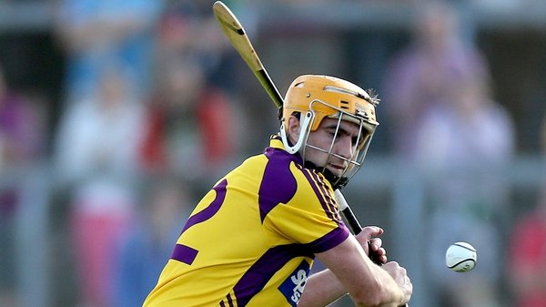 David Redmond is due to start in  midfield for Wexford at Cusack Park