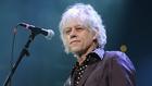 Bob Geldoff does it again