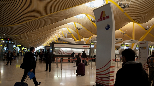 Spanish airport tariffs to remain steady until 2025