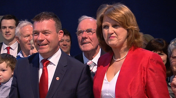 Alan Kelly said party leader Joan Burton had sent document to the Taoiseach