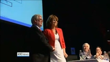 Joan Burton new leader of Labour Party