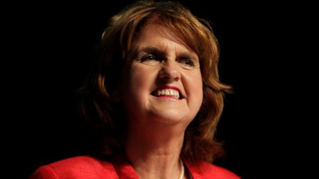 Joan Burton was elected Labour leader after the party suffered its worst ever electoral defeat