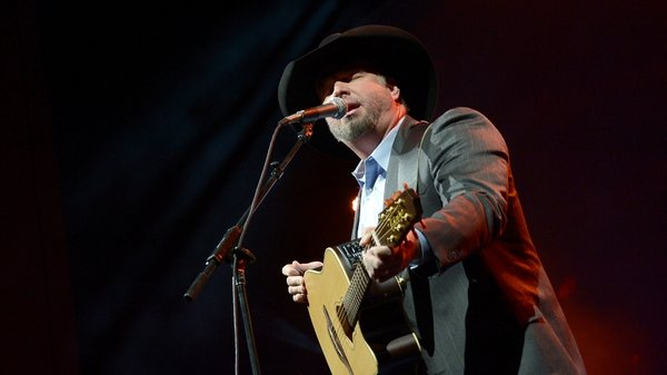 Garth Brooks said 'it is five shows or none at all' at Croke Park