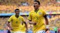 Goal: Brazil 1-0 Colombia