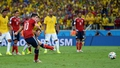 Goal: Brazil 2-1 Colombia