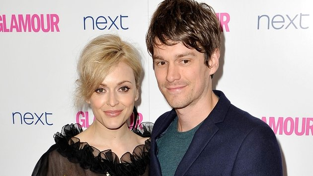 Fearne Cotton and Jesse Wood wed in London