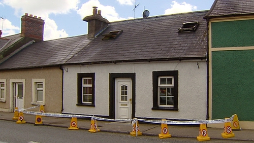 Gardaí are not treating the fire as suspicious