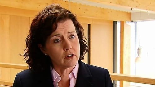 FBD Holdings' Group chief executive Fiona Muldoon