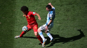 Day 24 of the World Cup got started with a quarter-final clash featuring Argentina and Belgium