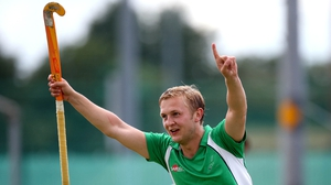Michael Watt was on target for Ireland