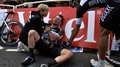 Cavendish crashes as Kittel takes stage win