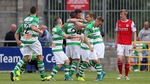 Shamrock Rovers begin a new era under Pat Fenlon