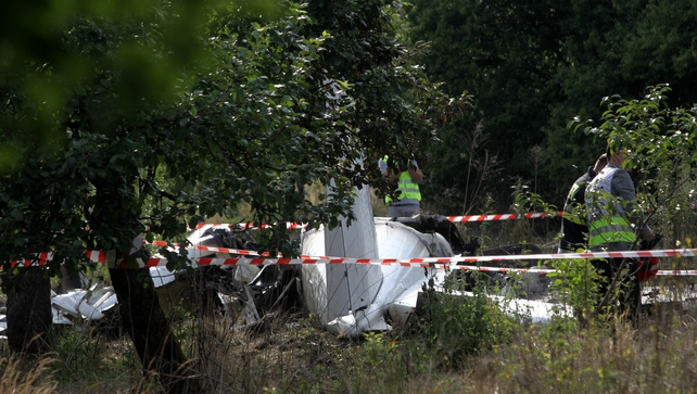 Polish media reports suggest the aircraft was carrying passengers in excess of its capacity