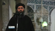 Islamic State leader appears in video posted online