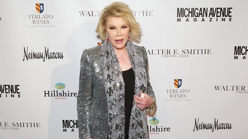 Joan Rivers has been rushed to hospital in New York