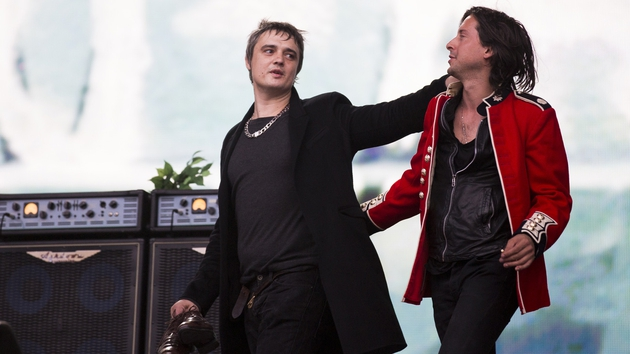 The pair reunited at Hyde Park on July 5, 2014