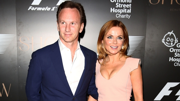 Report: Geri Halliwell and Christian Horner are engaged