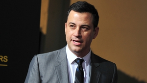 Jimmy Kimmel will host next year's Oscars