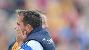 It was all a bit much for Davy Fitzgerald at times