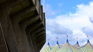 The Big Top was in Cork while Cork entertained Kerry
