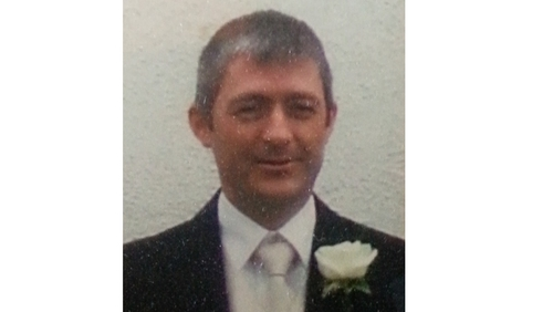 Adrian Folan was last seen in Athlone Town on the night of Thursday 3 July, at roughly 11.40pm