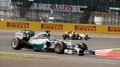 Hamilton takes home glory in Silverstone