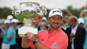 Graeme McDowell is going for his third s