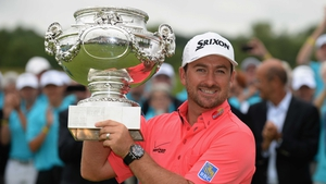 Graeme McDowell is going for his third straight French Open win