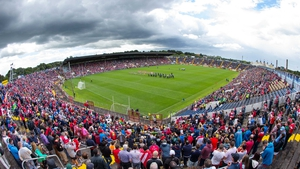 Clouds and crowds at Páirc Uí Chaoimh