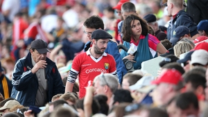 It was too much for some Cork fans, who may at least have beaten the traffic home
