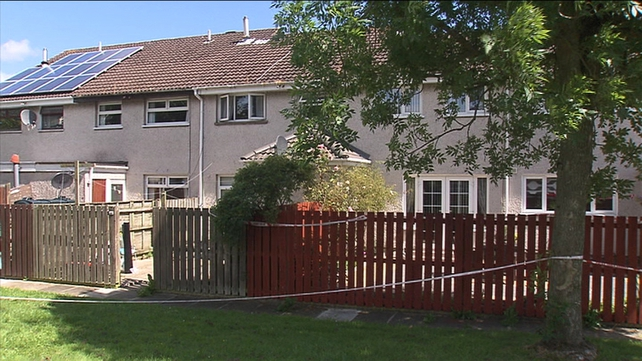 Police found the body at a house in Craigavon