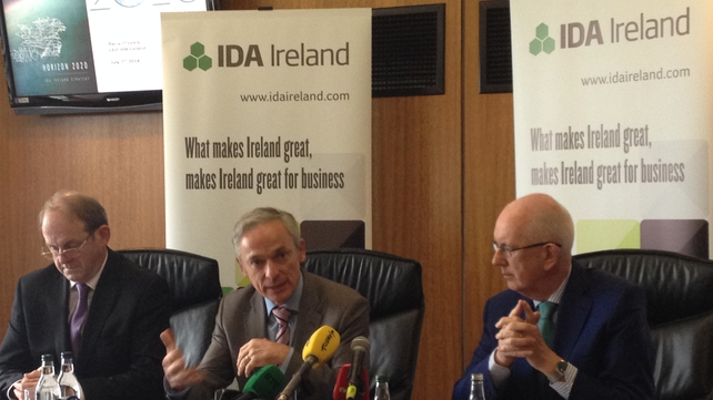 IDA Ireland has released its annual report for last year