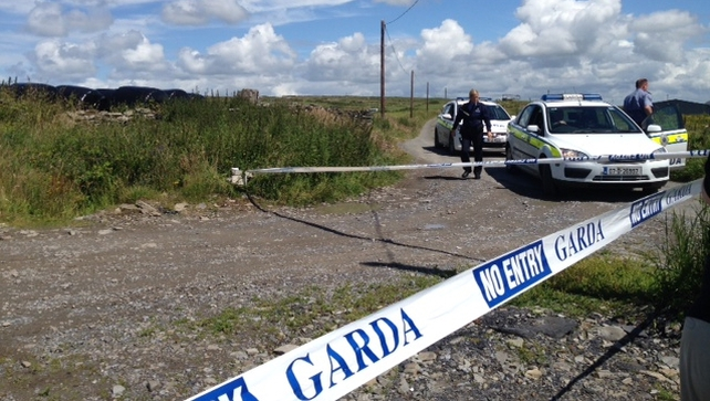 Crime scene investigators examined the quarry, which is a short distance from the Cliffs of Moher