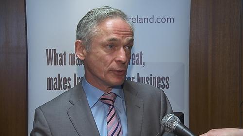 Minister for Jobs, Enterprise and Innovation Richard Bruton welcomed the jobs news