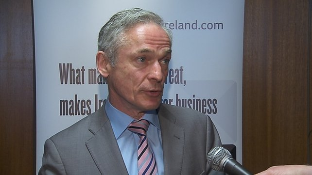 Minister for Jobs, Enterprise and Innovation Richard Bruton welcomed the jobs news