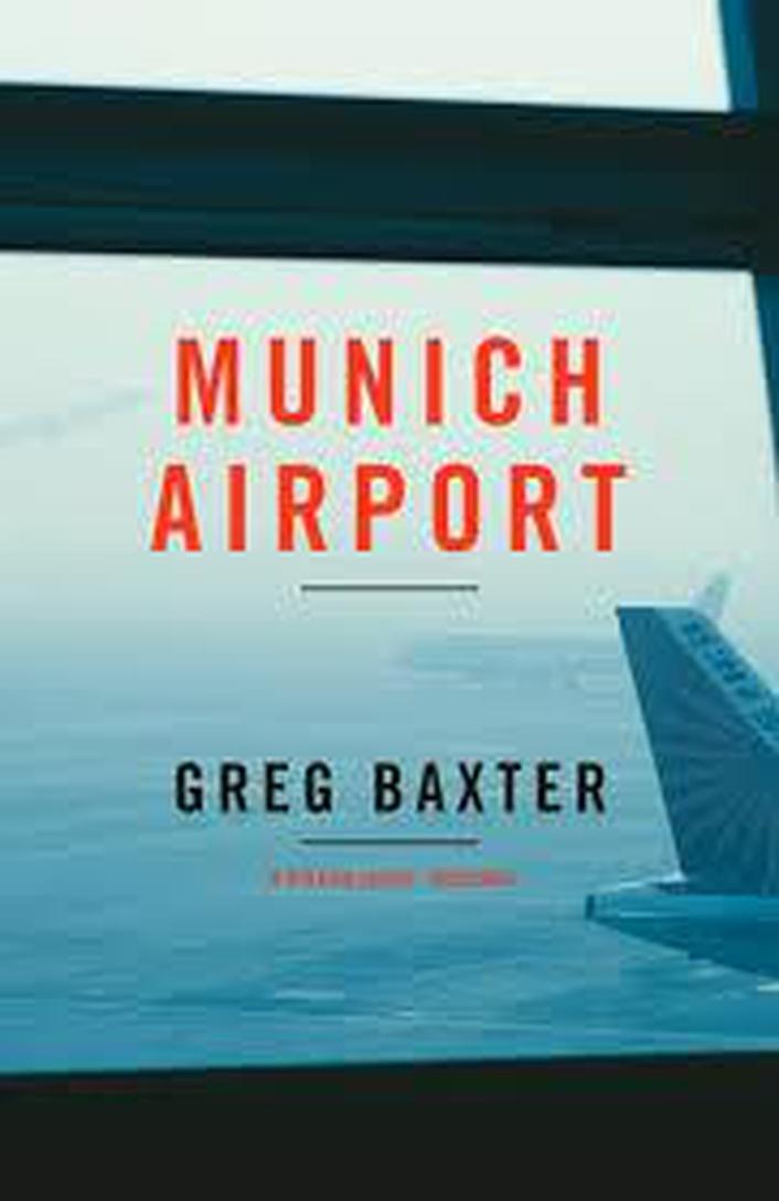 author Greg Baxter