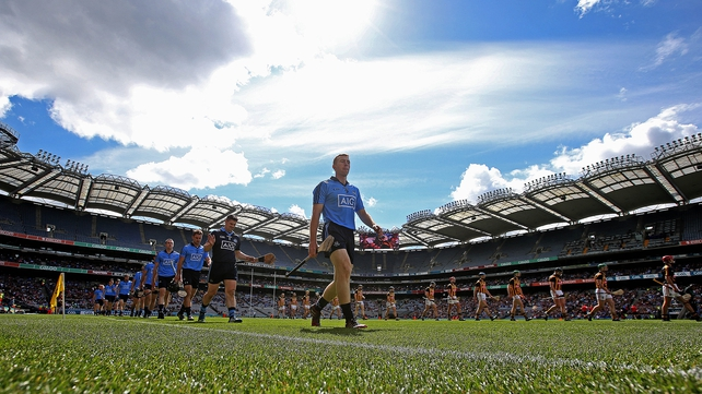 Dublin fell to Kilkenny at Croke Park