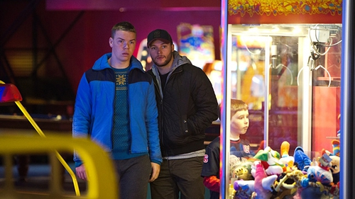Glassland will be released in cinemas on Friday September 26