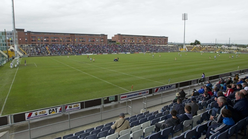 O'Moore Park will see the Tipperary footballers and hurlers in action on Saturday next