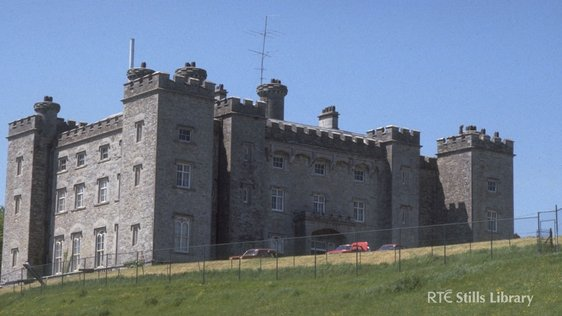 Slane Castle, Co. Meath.