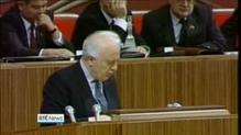 Former Georgian president dies aged 86