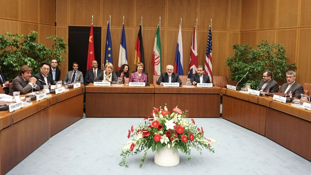 Iran is in talks in Vienna with the US and other world powers