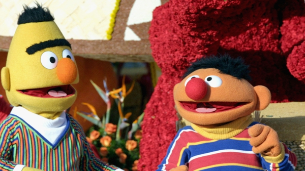 The cake was to feature a picture of the Sesame Street characters Bert and Ernie