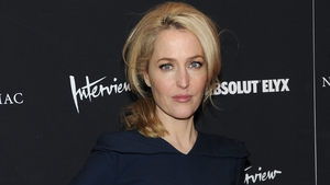 Gillian Anderson wants to bust some ghosts