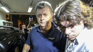 Ray Whelan (left) has been released from police custody in Rio de Janeiro